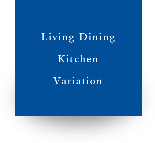 Living Dining Kitchen Variation
